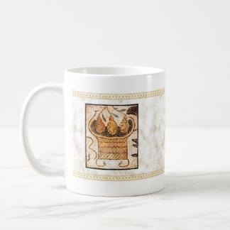 Mosaic Sq. Basket- Tile Coffee Mug