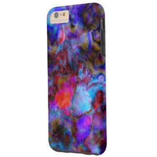 Mosaic style in Fullcolor Tough iPhone 6 Plus case