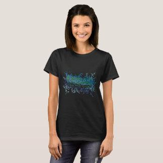 Mosaic t-shirt (women's style)