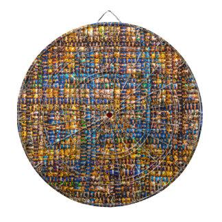 Mosaic Tapestry Dartboard