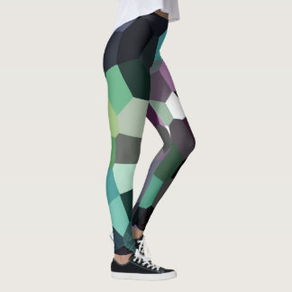 Mosaic Tile Leggings