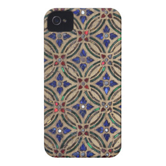 Mosaic tile pattern stone glass iPhone 4S case