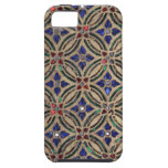 Mosaic tile pattern stone glass iPhone 5S case