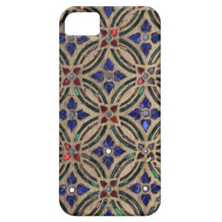 Mosaic tile pattern stone glass Moroccan photo iPhone 5 Cover