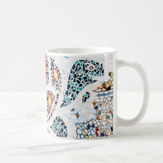 Mosaic Turtle Mug