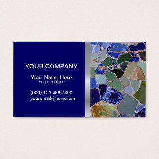 Mosaics Elegant Business card