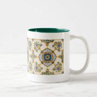 Mosaique Arabesque Mugs