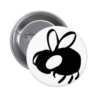 Mosca 6 Cm Round Badge
