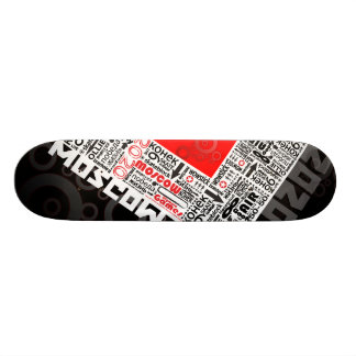 moscow board skate decks