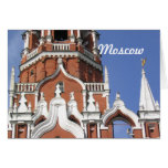Moscow Greeting Cards