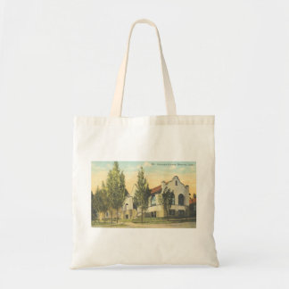 Moscow Idaho Carnegie Library Bag