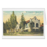 Moscow Idaho Carnegie Library Card