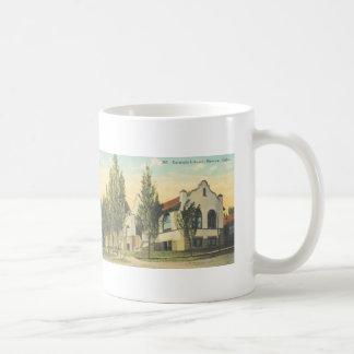Moscow Idaho Carnegie Library Mug