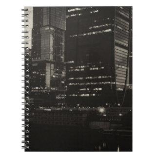 Moscow International Business Center Notebook