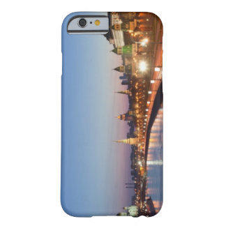Moscow River at Dusk Barely There iPhone 6 Case