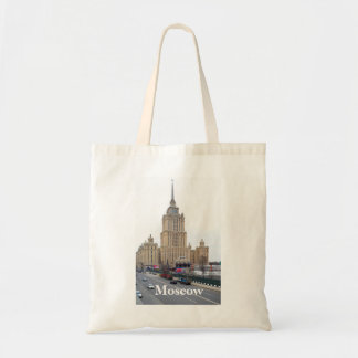 Moscow skyscraper bags