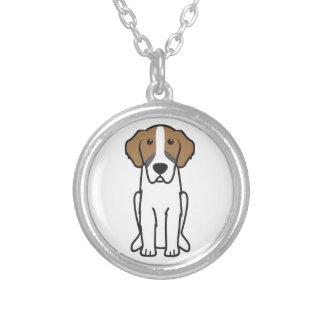 Moscow Watchdog Cartoon Custom Necklace