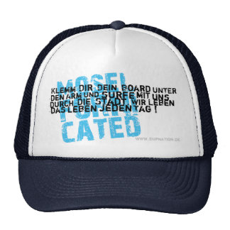Moselfornicated. Each day Mesh Hats