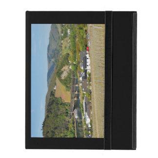 Moselle bridge with Bullay iPad Case