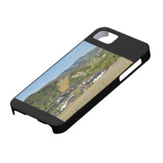Moselle bridge with Bullay iPhone 5 Case