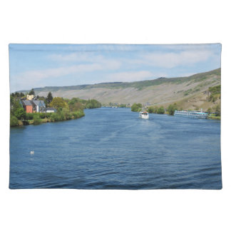 Moselle in Bernkastel Kues Placemat