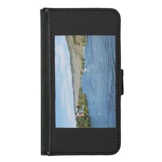 Moselle in Bernkastel Kues Samsung Galaxy S5 Wallet Case