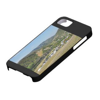 Moselle valley with Bullay iPhone 5 Cover