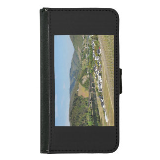 Moselle valley with Bullay Samsung Galaxy S5 Wallet Case