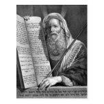 Moses and the Ten Commandments Postcards
