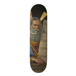 Moses by Henry Schile 1874 Skateboard
