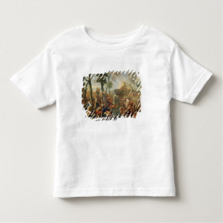 Moses Drawing Water from the Rock (oil on canvas) Toddler T-Shirt