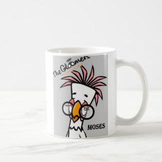 Moses Gloomer coffee cup Basic White Mug