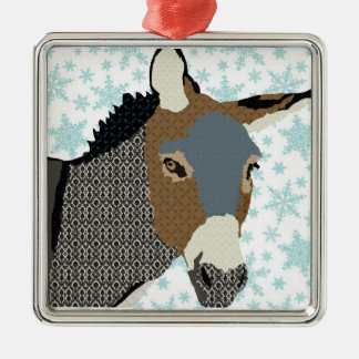 Moses II Merry Christmas Ornament