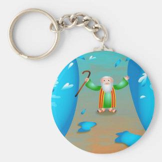 Moses Key Chain