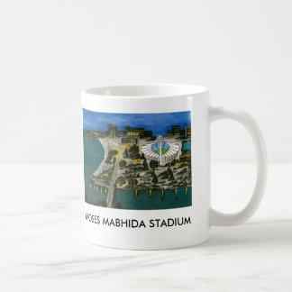 Moses Mabhida Stadium At Night Mugs
