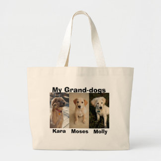 Moses, molly younger, Kara wave, Kara   , My Gr... Large Tote Bag