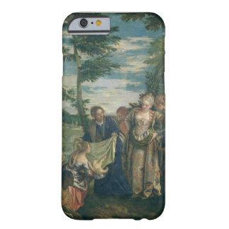Moses Rescued from the Nile, 1580 (oil on canvas) Barely There iPhone 6 Case