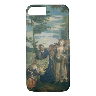 Moses Rescued from the Nile, 1580 (oil on canvas) iPhone 8/7 Case