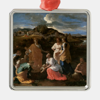 Moses Rescued from the Water, 1647 Ornament