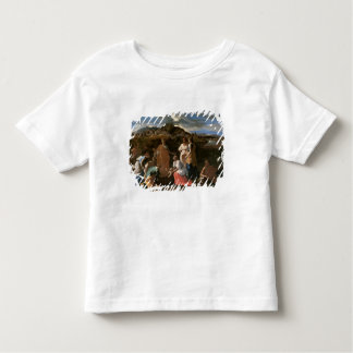 Moses Rescued from the Water, 1647 Toddler T-Shirt