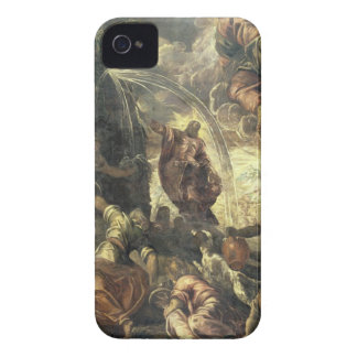 Moses Striking Water from the Rock, 1575 iPhone 4 Cases