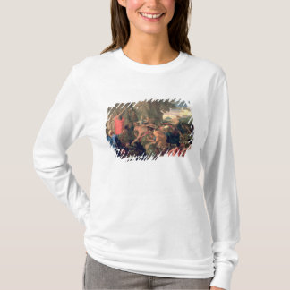 Moses Striking Water from the Rock, 1649 T-Shirt