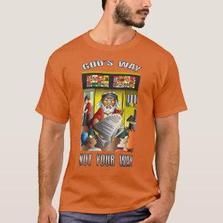 Moses Truth Cartoon T-Shirt