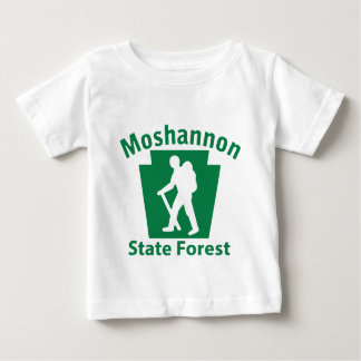 Moshannon SF Hike (male) Baby T-Shirt
