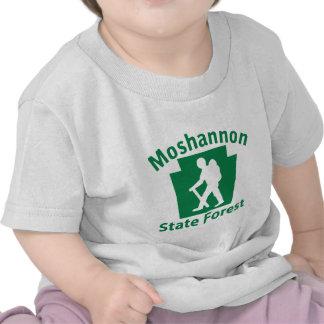 Moshannon SF Hike (male) Tshirt