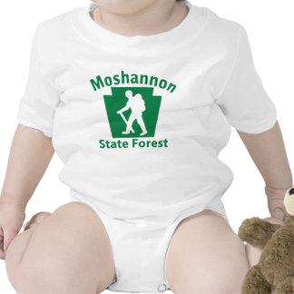 Moshannon SF Hike (male) Tee Shirt