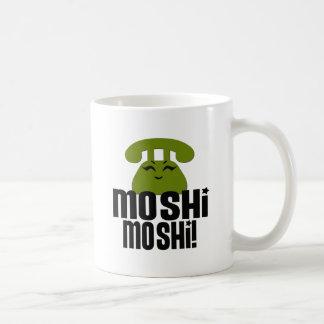 Moshimoshi Coffee Mugs