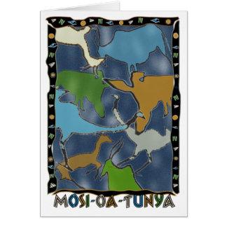 Mosi-oa-Tunya Card