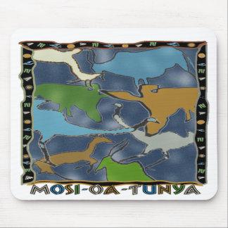 Mosi-oa-Tunya Mousepad