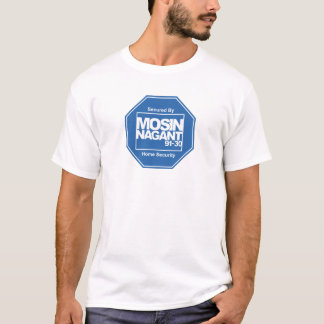 Mosin Nagant 91/30 Security T-Shirt
